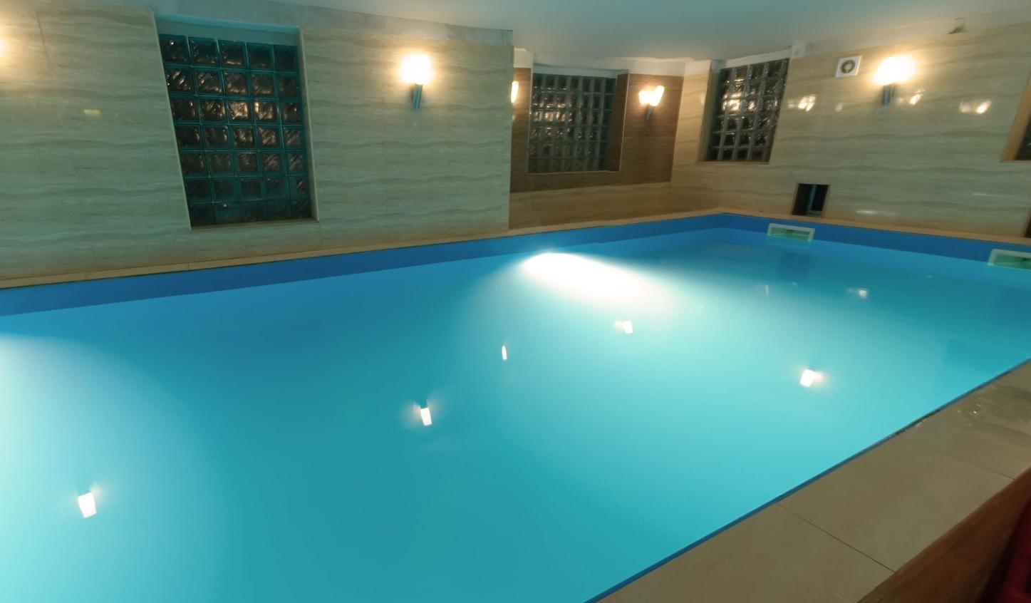 Mielno: Darmowy basen w pensjonacie Willa Christina Spa