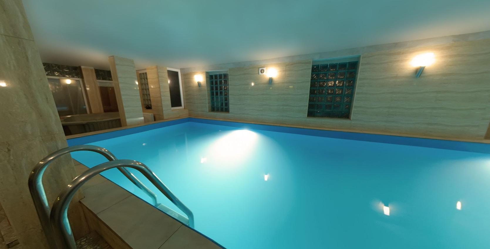 Basen Mielno - Pensjonat Villa Christina Spa