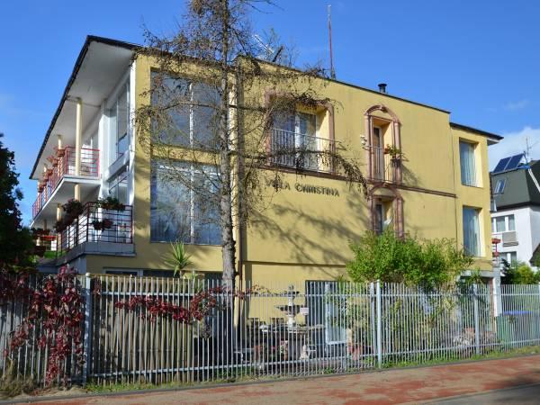 Villa Christina Mielno